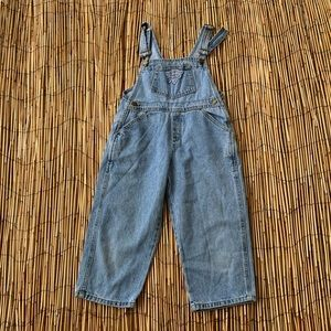 VTG GUESS YOUTH 90's OVERALLS UNISEX SZ 4Y